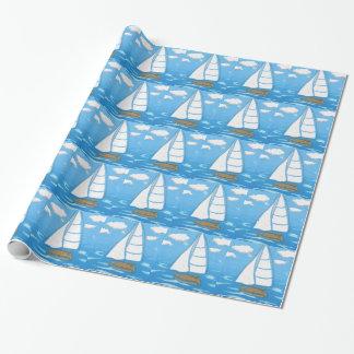 Papel de embalaje del velero