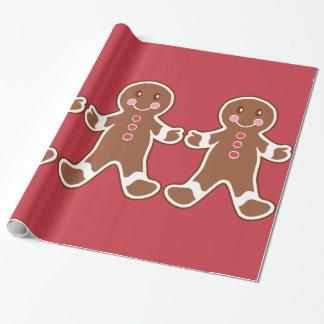 Papel de embalaje grande de los muchachos del pan papel de regalo