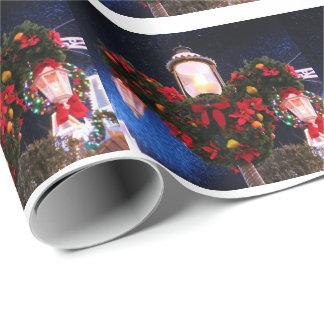 Papel de embalaje mágico del día de fiesta papel de regalo