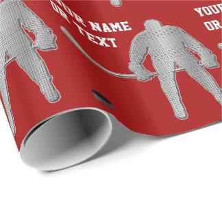 Papel de embalaje personalizado de Hocking, Papel De Regalo