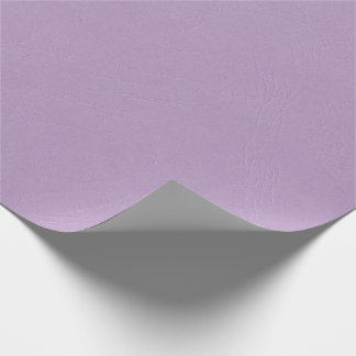 Papel de embalaje purpúreo claro texturizado del papel de regalo