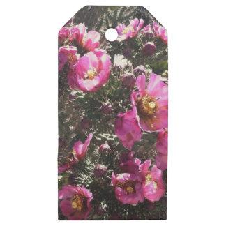 Papel de embalaje rosado vibrante de la flor del