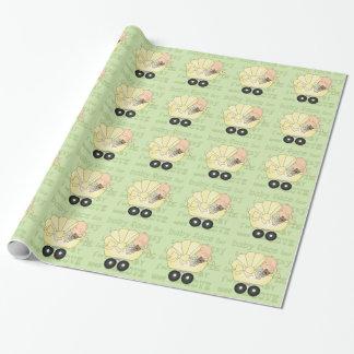 Papel de embalaje unisex de la fiesta de papel de regalo