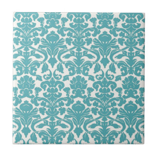 Papel de empapelar del vintage azulejo cuadrado pequeño