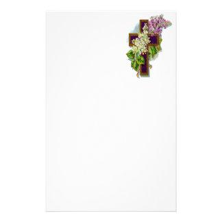 papel de la cruz 5 papelería de diseño