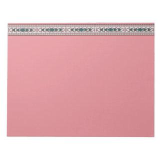 Papel de la libreta de la tapicería del sudoeste bloc de papel
