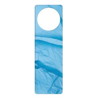 Papel de la textura colgantes para puertas