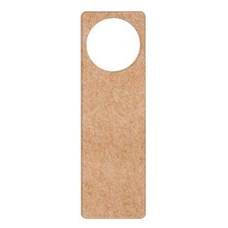 Papel de la textura de Brown Colgadores Para Puertas