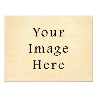 Papel de pergamino beige poner crema del texto de  fotografía