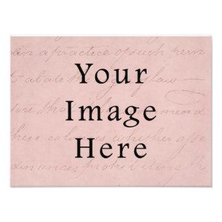 Papel de pergamino del texto de la escritura del r fotografías