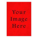 Papel de pergamino rojo del navidad del día de comunicados personales
