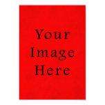 Papel de pergamino rojo del navidad del día de invitacion personal