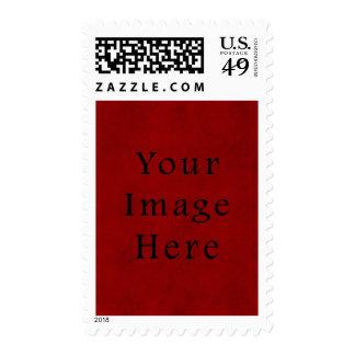 Papel de pergamino rojo del navidad del día de envio