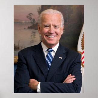 Papel de poster de Joe Biden