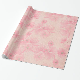 Papel de regalo japonés de la magnolia