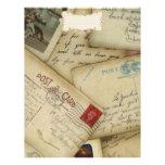 papel del viaje para el libro de recuerdos del via tarjetones