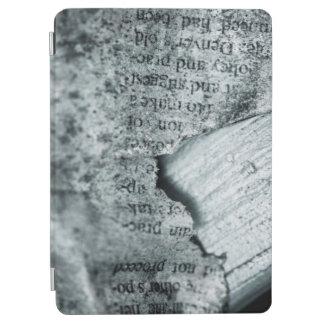 Papel del vintage rasgado cubierta de iPad air