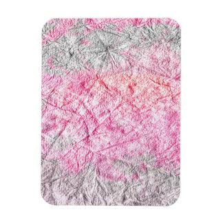 Papel gris rosado moderno del grunge de la imanes flexibles