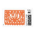 Papel Picado - Amor Stamps