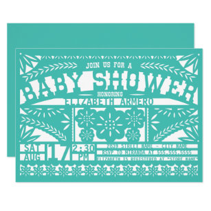 Papel Picado Baby Shower Gifts on Zazzle