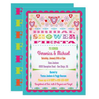 Fiesta Couples Shower Invitations & Announcements   Zazzle