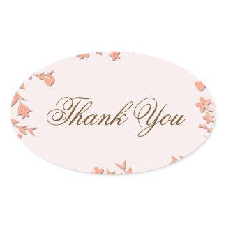Papel Picado Wedding Invitation - Lovely Doves Oval Sticker