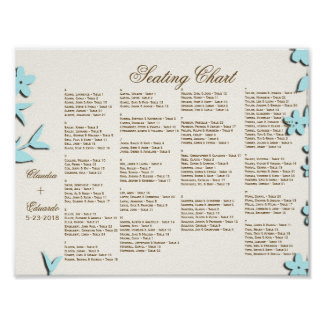 Papel Picado Wedding Invitation - Lovely Doves Poster