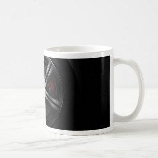Papel pintado 1 taza básica blanca