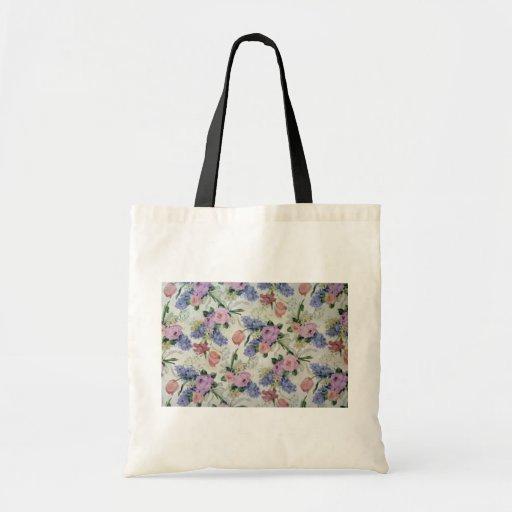 Papel pintado bolsas