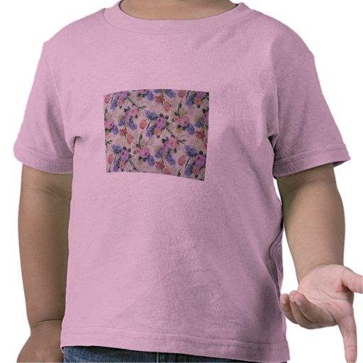 Papel pintado camiseta