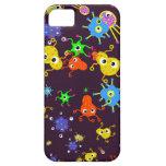 Papel pintado de las bacterias iPhone 5 Case-Mate protector