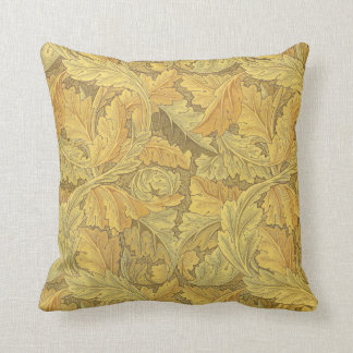Papel pintado del Acanthus de William Morris Cojín