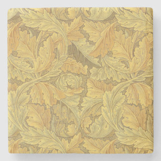 Papel pintado del Acanthus de William Morris Posavasos De Piedra