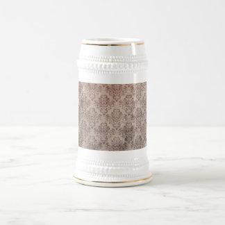 Papel pintado del vintage jarra de cerveza