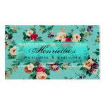 Papel pintado rosado elegante de los rosas del tarjetas de visita