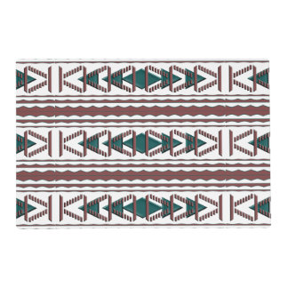 Papel Placemat de la tapicería del sudoeste Salvamanteles