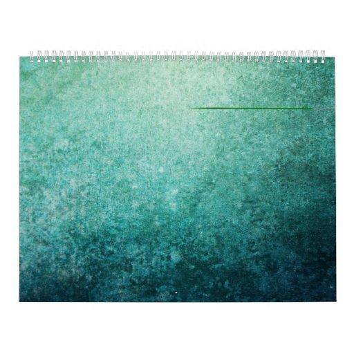 Papel psicodélico 3 calendario