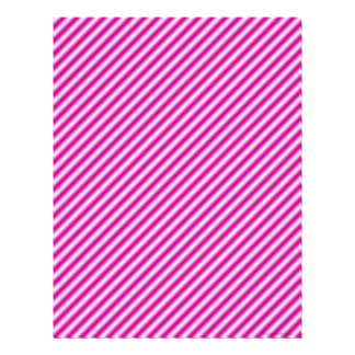 Papel rayado rosado del libro de recuerdos plantillas de membrete