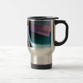 Papel rodado frecuencia intermedia tazas de café