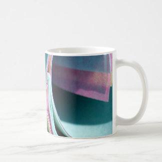 Papel rodado frecuencia intermedia taza de café