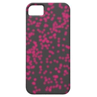 papel secante púrpura para un pensador iPhone 5 Case-Mate fundas