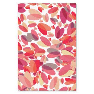 Papel seda colorido del arte abstracto papel de seda pequeño