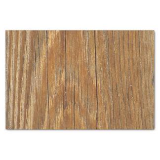 Papel seda de madera del grano papel de seda pequeño