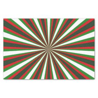 Papel seda del modelo del navidad papel de seda pequeño