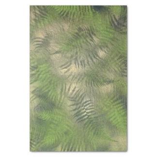 Papel seda fresco del modelo de la naturaleza de papel de seda pequeño