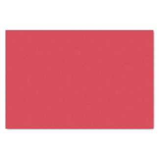 Papel seda rojo llano pintado 20x30 de las flores papel de seda pequeño