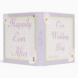 """Papel y flores - nuestro día de boda carpeta 1"""""""