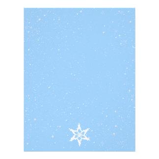 Papeles con membrete estacionales del navidad de l membrete