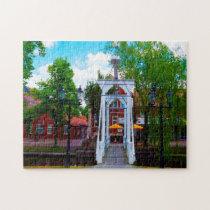 Papenburg Germany. Jigsaw Puzzle