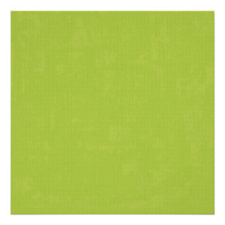 paper073 PAPER LIME GREEN TEXTURED  PATTERN TEMPLA Poster